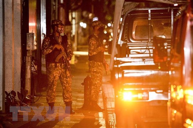 Vietnam sends message of sympathy over bombing in Maldives' capital hinh anh 1