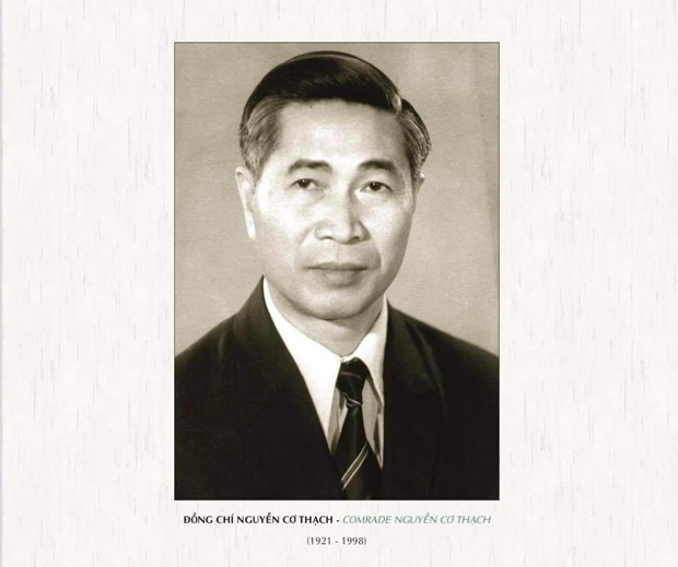 Photo book on diplomat Nguyen Co Thach debuts hinh anh 2