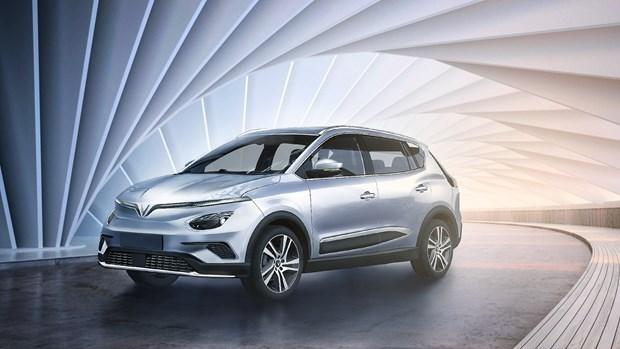 VinFast car sales up 16.6 percent in April hinh anh 1