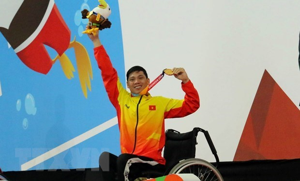 Discussions held on classifying impairments for ASEAN Para Games 11 hinh anh 1