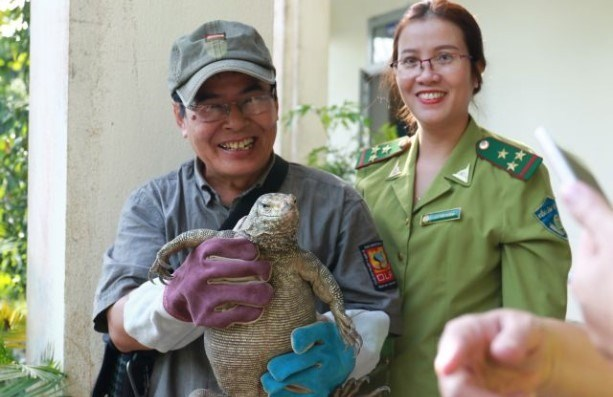 Three central localities see wildlife violation reduction hinh anh 1
