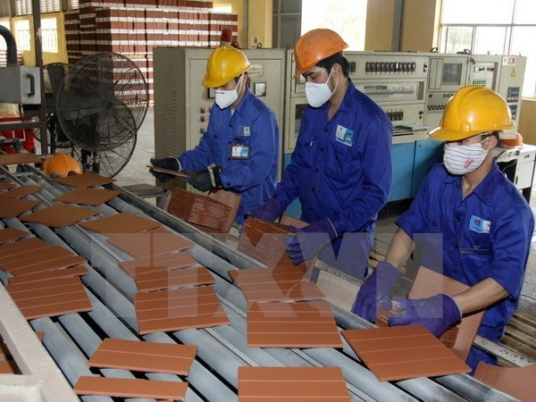 Viglacera targets over 43 mln USD in consolidated 2021 pre-tax profit hinh anh 1