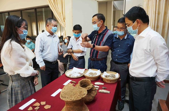 3,000-year-old drill bit workshop unearthed in Dak Lak hinh anh 1