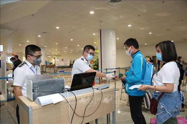 Entry into Vietnam suspended, restricted: spokesperson hinh anh 1