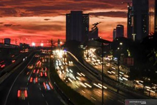 Pertumbuhan ekonomi Indonesia telah bergerak menuju pertumbuhan positif hin anh 1