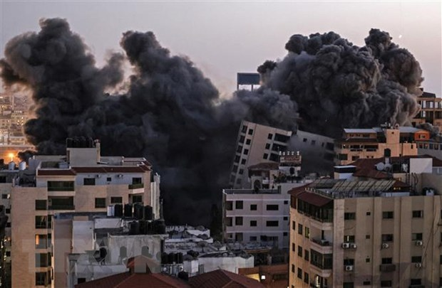 Vietnam condemns violence in escalating Israel - Palestine conflict hinh anh 1