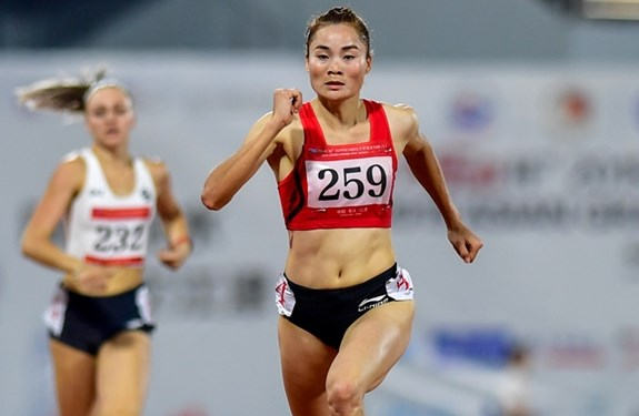 Athletics star nominated for Olympic invitation slot hinh anh 1