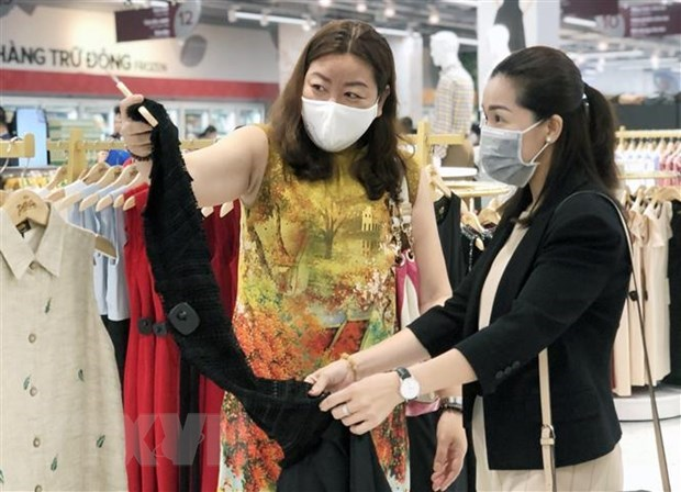 HCM City: Retail market benefitting from many growth drivers hinh anh 1