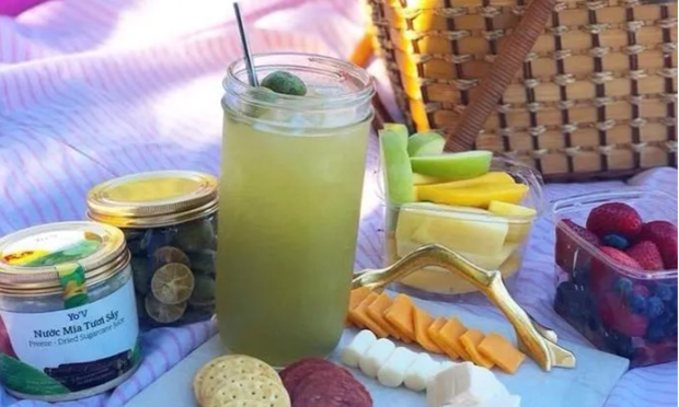 Vietnam's freeze dried sugarcane juice patented in US hinh anh 1