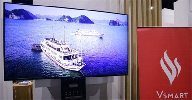 Television brands find Vietnamese market tough going hinh anh 1