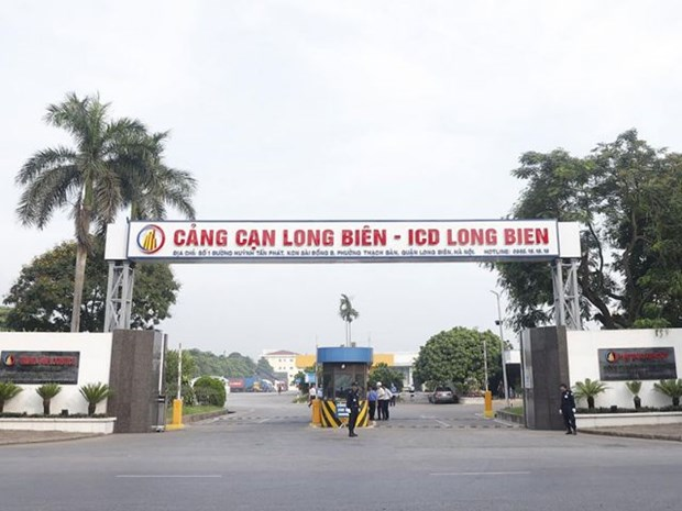 Hanoi to have modern logistics centre hinh anh 1