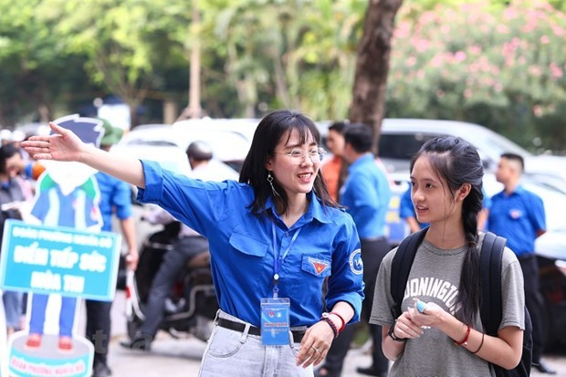 Hanoi's students to take summer break early hinh anh 1