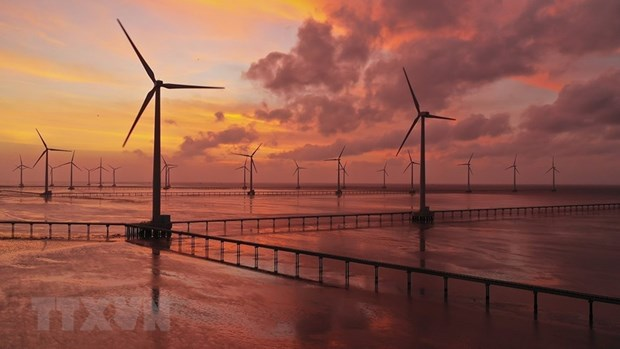 Renewable energy output up nearly 160 percent during Jan-Apr hinh anh 1