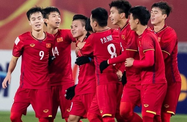 Vietnam in top seeded group of AFC U-23 Asian Cup qualifiers hinh anh 1