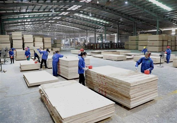 COVID-19 makes nearly 10 pct of domestic firms lack capital: official hinh anh 1