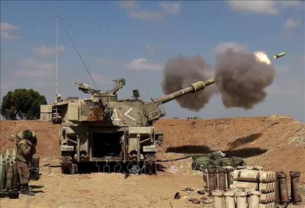 Malaysia, Indonesia urge UNSC to help halt Gaza Strip strikes hinh anh 1