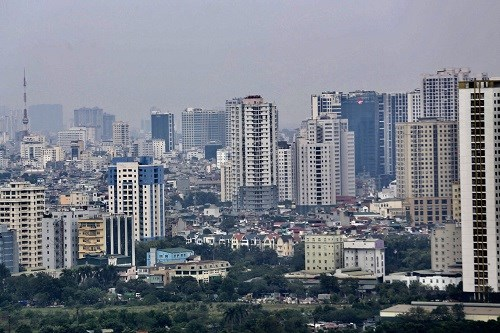Property inventory falls to 3,300 apartments in Q1 hinh anh 1
