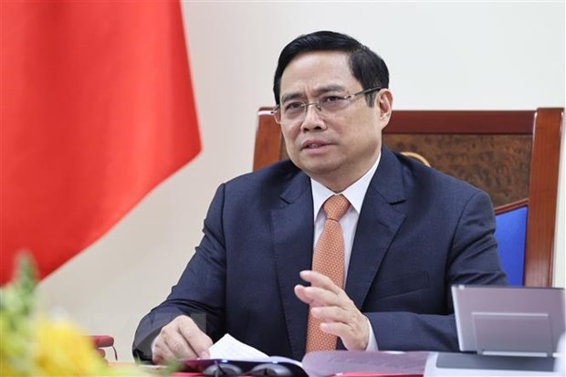 """Prime Minister Pham Minh Chinh to attend """"Future of Asia"""" forum hinh anh 1"""