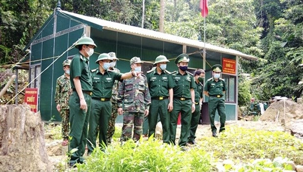 Army to support localities in fight against COVID-19: Minister hinh anh 2
