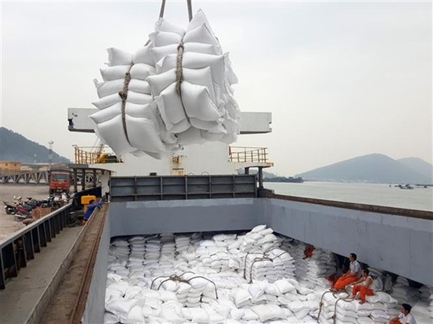 Vietnam earns 362 million USD from rice exports in April hinh anh 1