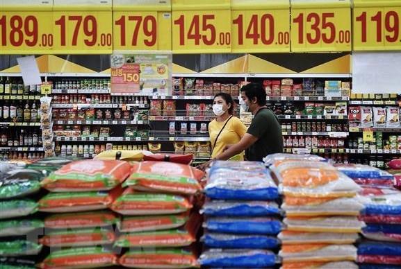 Philippines lowers import tariffs on rice, pork hinh anh 1