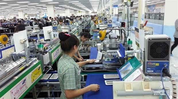 Vietnamese electronics industry still low in technology and value hinh anh 1