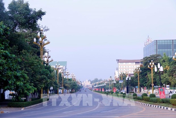 COVID-19: Laos sets up colour-coded zones, Cambodia posts high recoveries hinh anh 1