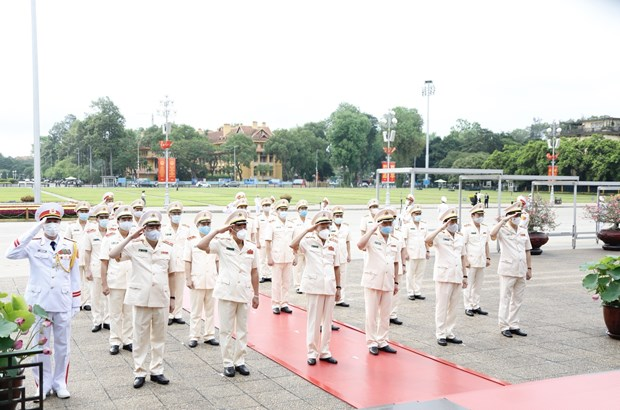 Leaders pay tribute to President Ho Chi Minh on birth anniversary hinh anh 5