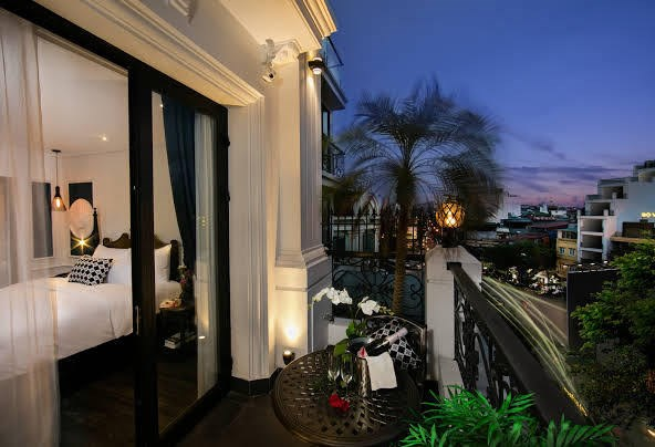Hanoi has four hotels with rooftops listed in world's Top 25 hinh anh 4