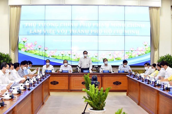 PM backs HCM City's proposal to retain 23 pct of budget revenues hinh anh 1