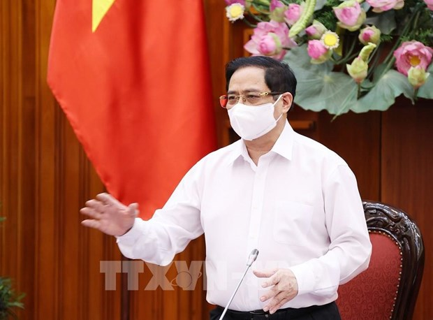 COVID-19 vaccine procurement an urgent task: PM hinh anh 2