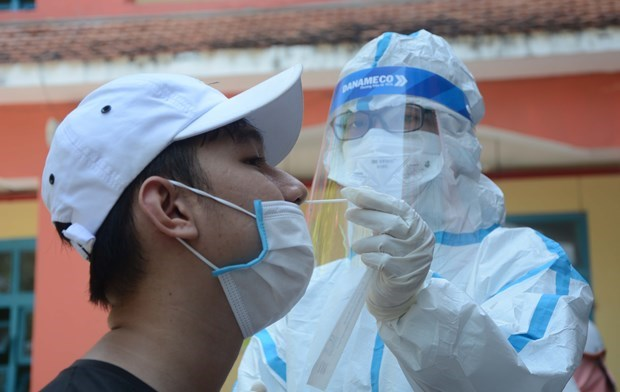 Vietnam detects 86 new COVID-19 cases in six hours hinh anh 1