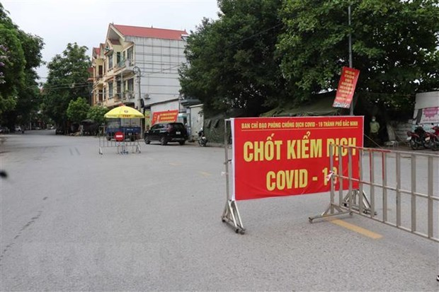 Military set up two COVID-19 treatment hospitals in Bac Giang, Bac Ninh hinh anh 2