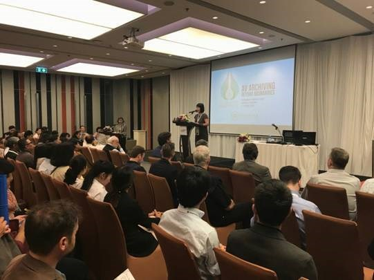 Vietnam to host Southeast Asia-Pacific audiovisual archive conference hinh anh 1