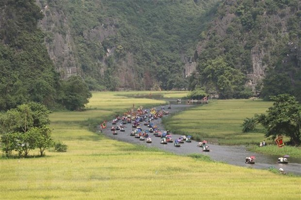 Ninh Binh cancels tourism week due to COVID-19 hinh anh 1