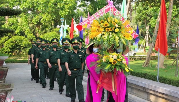 Uncle Ho remembered on his 131st birthday hinh anh 1