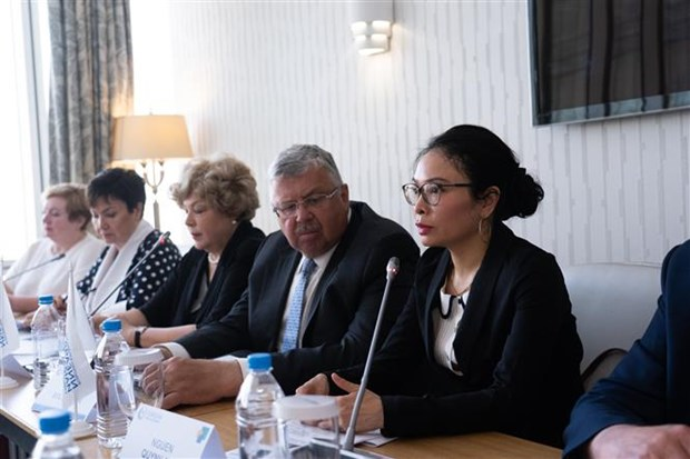 Vietnam fosters cooperation with EAEU to ensure food security hinh anh 1