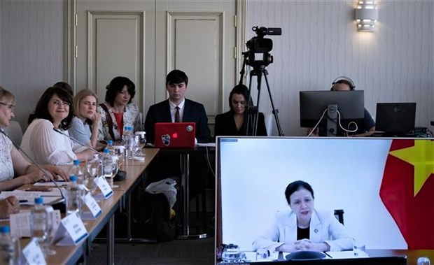 Vietnam fosters cooperation with EAEU to ensure food security hinh anh 2