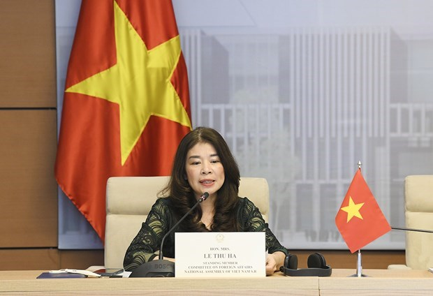Vietnam attends IPU standing committee's meeting on fighting online child sexual abuse hinh anh 1