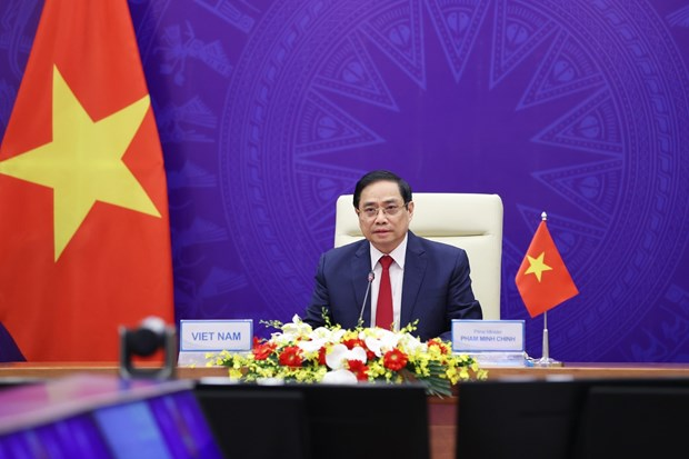 Prime Minister delivers speech at 26th int'l conference on future of Asia hinh anh 1