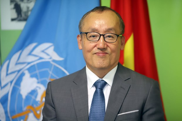 WHO closely monitors ongoing pandemic outbreak in Vietnam: Kidong Park hinh anh 1