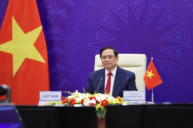 PM attends Future of Asia international conference hinh anh 1
