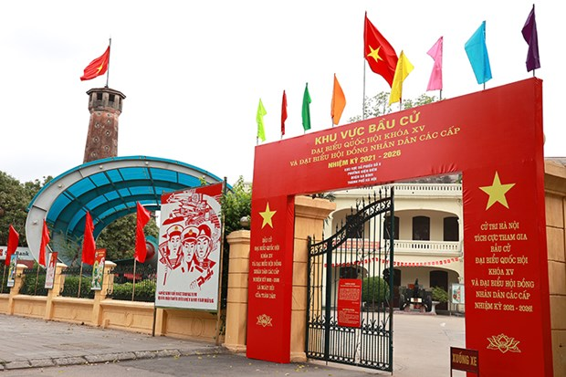 Palestinian Ambassador believes Vietnam's elections will be a success hinh anh 2