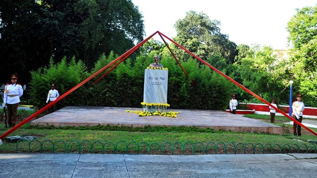 President Ho Chi Minh remembered around the world hinh anh 1