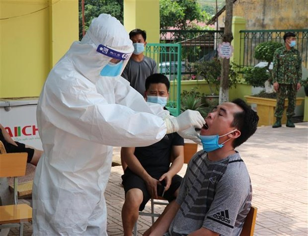 Vietnam announces 44 new COVID-19 infections hinh anh 1