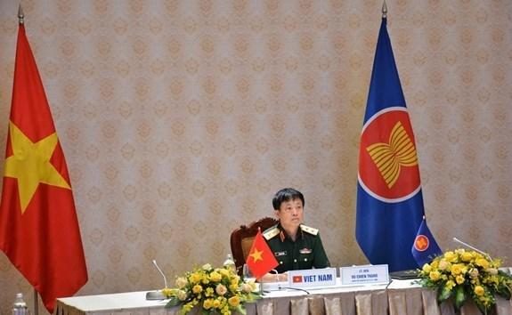 Vietnam attends ARF Defence Officials' Dialogue hinh anh 1
