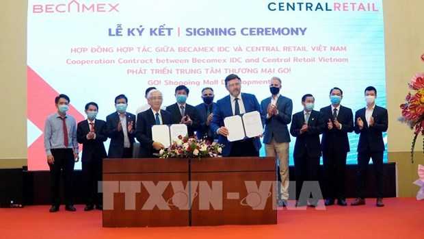 Central Retail invests 35 million USD in commercial centre in Binh Duong hinh anh 1