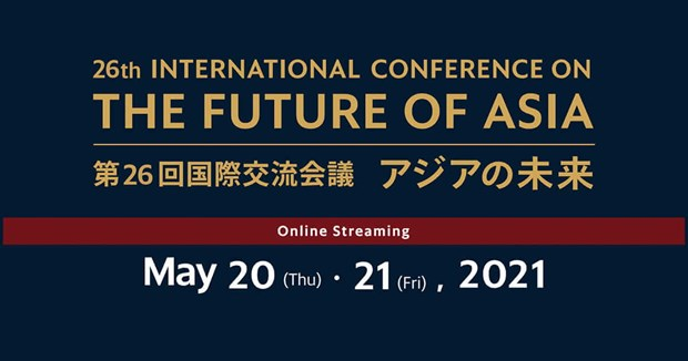 Future of Asia conference promotes cooperation for economic recovery hinh anh 1