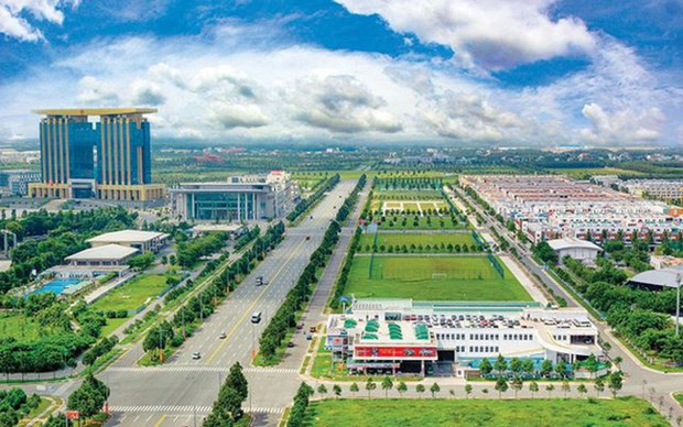 Binh Duong hands over investment certificates to five FDI projects hinh anh 1