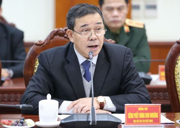 General elections manifest democracy of socialist regime in Vietnam: Lao diplomat hinh anh 1